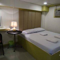 Отель Gaius Pension Inn Филиппины, Манила - отзывы, цены и фото номеров - забронировать отель Gaius Pension Inn онлайн комната для гостей фото 3