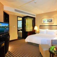 Отель Binbei Yiho Hotel Китай, Сямынь - отзывы, цены и фото номеров - забронировать отель Binbei Yiho Hotel онлайн комната для гостей фото 2
