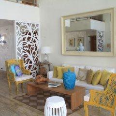Отель Costa Atlantica Beach Condos Доминикана, Пунта Кана - отзывы, цены и фото номеров - забронировать отель Costa Atlantica Beach Condos онлайн интерьер отеля фото 2