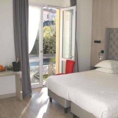 Отель Golden Tulip Cannes Hotel de Paris Франция, Канны - 1 отзыв об отеле, цены и фото номеров - забронировать отель Golden Tulip Cannes Hotel de Paris онлайн комната для гостей фото 4