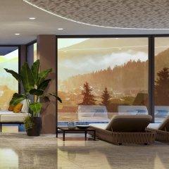 Hotel Bad Fallenbach Горнолыжный курорт Ортлер интерьер отеля фото 2