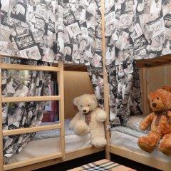 Teddy Hostel интерьер отеля фото 3