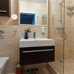 Отель Apartament Nadmorski Gdańsk ванная