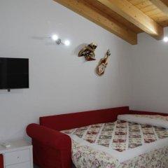 Отель Casa Rosso Veneziano Италия, Лимена - отзывы, цены и фото номеров - забронировать отель Casa Rosso Veneziano онлайн комната для гостей фото 2