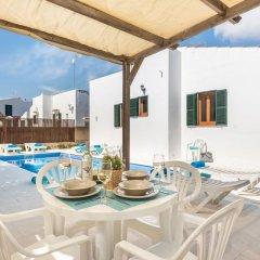 Отель Menorca Mestral Испания, Кала-эн-Бланес - отзывы, цены и фото номеров - забронировать отель Menorca Mestral онлайн бассейн фото 3
