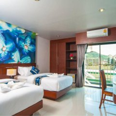 The Crystal Beach Hotel комната для гостей фото 4