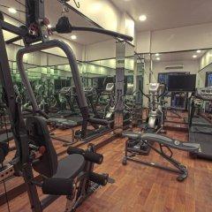 Отель Treebo Tryst Amber фитнесс-зал фото 2
