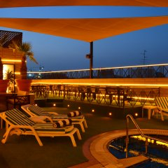 Отель Nihal Palace Дубай бассейн
