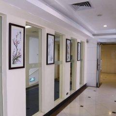 Отель Guangdong Baiyun City Hotel Китай, Гуанчжоу - 12 отзывов об отеле, цены и фото номеров - забронировать отель Guangdong Baiyun City Hotel онлайн интерьер отеля фото 3