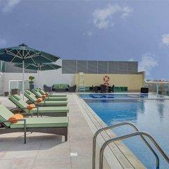 Al Khoory Atrium Hotel бассейн фото 3