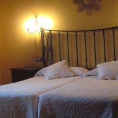 Отель Posada El Jardin de Angela комната для гостей