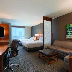 Отель Hyatt Place Chicago-South/University Medical Center комната для гостей фото 2