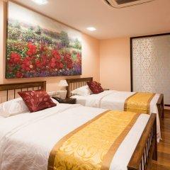 Отель Nine Design Place Таиланд, Бангкок - 1 отзыв об отеле, цены и фото номеров - забронировать отель Nine Design Place онлайн комната для гостей фото 3
