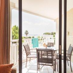 Отель Pierre & Vacances Residence Cannes Villa Francia Франция, Канны - отзывы, цены и фото номеров - забронировать отель Pierre & Vacances Residence Cannes Villa Francia онлайн балкон