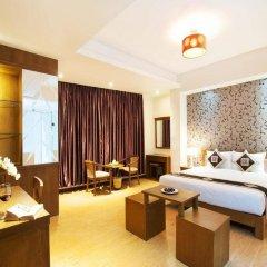 Отель Dragon Palace Hotel Вьетнам, Хошимин - 2 отзыва об отеле, цены и фото номеров - забронировать отель Dragon Palace Hotel онлайн комната для гостей фото 4