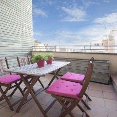 Отель Aparthotel Senator Barcelona балкон