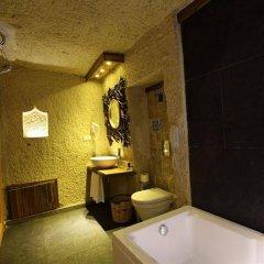 Queens Cave Cappadocia Турция, Ургуп - отзывы, цены и фото номеров - забронировать отель Queens Cave Cappadocia онлайн ванная