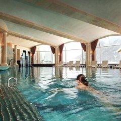 Отель Waldhotel Davos Швейцария, Давос - отзывы, цены и фото номеров - забронировать отель Waldhotel Davos онлайн бассейн фото 3