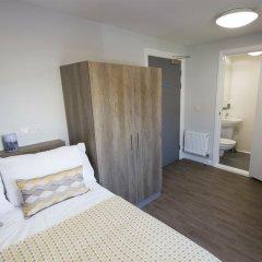 Отель The Mill House - Campus Accommodation Великобритания, Эдинбург - отзывы, цены и фото номеров - забронировать отель The Mill House - Campus Accommodation онлайн комната для гостей фото 2