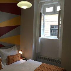 Отель Vintage Design Hotel Sax Чехия, Прага - отзывы, цены и фото номеров - забронировать отель Vintage Design Hotel Sax онлайн комната для гостей фото 5