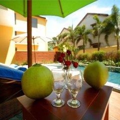 Отель Hoa Co Villas балкон