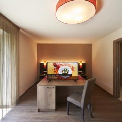 Hotel Gantkofel Терлано удобства в номере