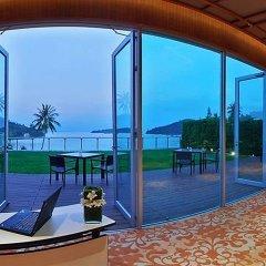 Отель Crowne Plaza Phuket Panwa Beach фото 10