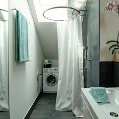 Апартаменты Paleo Finest Serviced Apartments Мюнхен ванная