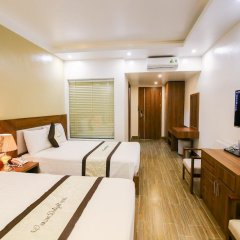 Halong Delight Hotel комната для гостей