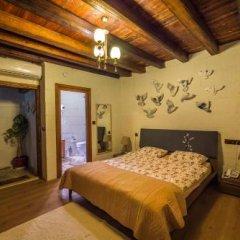 Отель Seval White House Kapadokya Аванос сейф в номере