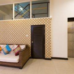 Golden House Hotel Patong Beach комната для гостей