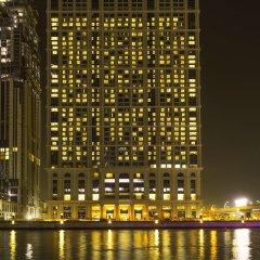 Отель Hilton Dubai Al Habtoor City городской автобус