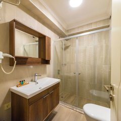 Апарт- Joy Suites Турция, Стамбул - отзывы, цены и фото номеров - забронировать отель Апарт-Отель Joy Suites онлайн ванная фото 2