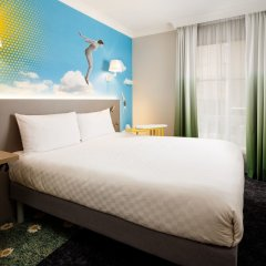 ibis Styles Manchester Portland Hotel (Newly refurbished) комната для гостей фото 4