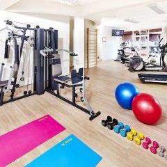 Отель Luna Clube Oceano фитнесс-зал