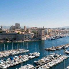 Отель Sofitel Marseille Vieux Port Франция, Марсель - 2 отзыва об отеле, цены и фото номеров - забронировать отель Sofitel Marseille Vieux Port онлайн приотельная территория