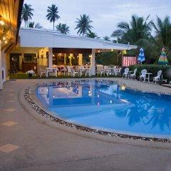 Natural Samui Hotel бассейн фото 2