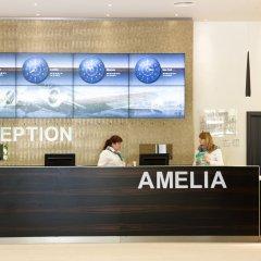 Отель Амелия интерьер отеля фото 2