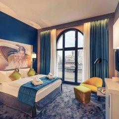 Mercure Hotel Berlin Wittenbergplatz комната для гостей фото 3