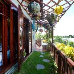 Отель Khamy Riverside Resort балкон