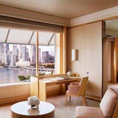 Отель The Ritz-Carlton, Millenia Singapore комната для гостей фото 8