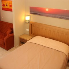 Отель Afandou Beach Resort комната для гостей фото 5