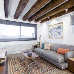 Отель Santa Ana Apartment by FlatSweetHome Испания, Мадрид - отзывы, цены и фото номеров - забронировать отель Santa Ana Apartment by FlatSweetHome онлайн комната для гостей фото 5