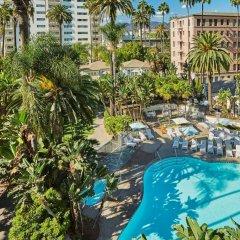 Fairmont Miramar Hotel & Bungalows Санта-Моника бассейн фото 3