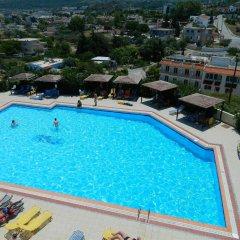 Telhinis Hotel бассейн фото 3