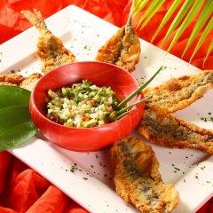Отель Pousada Tabapitanga питание фото 2