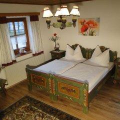 Отель Gästehaus Steinerhof Австрия, Зальцбург - отзывы, цены и фото номеров - забронировать отель Gästehaus Steinerhof онлайн комната для гостей фото 2