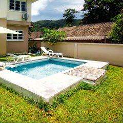 Отель Volta 1 бассейн