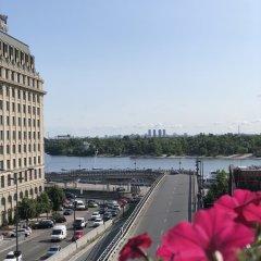 Отель Ривьера на Подоле Киев приотельная территория