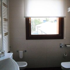 Отель Parador de Puebla de Sanabria ванная
